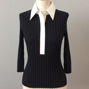 INC Collared Sweater combo